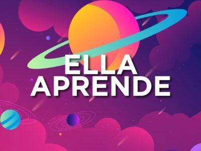 ELLA APRENDE